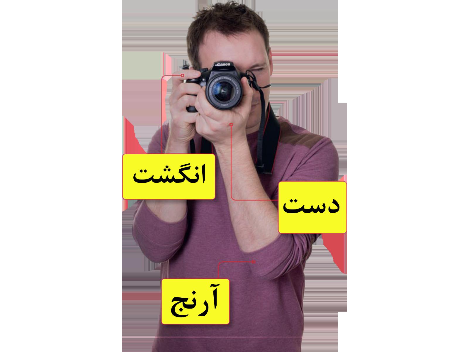 بهترین آموزشگاه عکاسی تهران